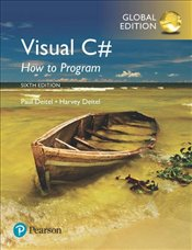 Visual C# How to Program 6e - Deitel, Harvey