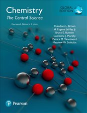 Chemistry 14e : the Central Science in SI Units - Brown, Theodore E.