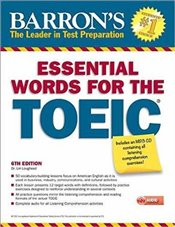 Essential Words for the Toeic 6e with MP3 CD - Lougheed, Lin