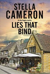 Lies That Bind : A Cotswold Murder Mystery  - Cameron, Stella