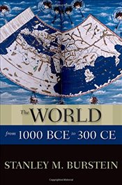 World from 1000 BCE to 300 CE (New Oxford World History) - Burstein, Stanley M.