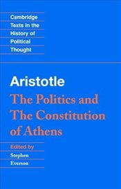 Politics and the Constitution of Athens - Aristoteles