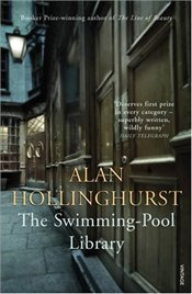 Swimming-pool Library - Hollinghurst, Alan