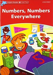 Dolphin Readers Level 2: Numbers, Numbers Everywhere - Northcott, Richard