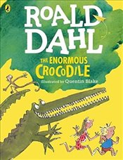 Enormous Crocodile - Dahl Colour Editions - Dahl, Roald