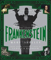 New Annotated Frankenstein - Shelley, Mary