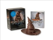 Harry Potter Talking Sorting Hat and Sticker Book : Which House Are You? -