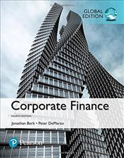 Corporate Finance 4e PGE - Berk, Jonathan
