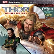 Thor Double Feature Read-Along Storybook and CD -