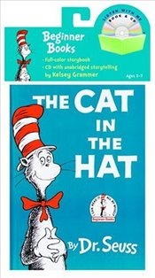 Cat in the Hat Book (Dr. Seuss) - Seuss, Dr.