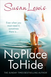 No Place to Hide - Lewis, Susan