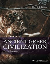Ancient Greek Civilization 3e - Sansone, David