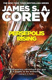 Persepolis Rising  - Corey, James S A