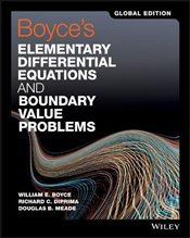 Elementary Differential Equations with Boundary Value Problems 11e SI   - Boyce, William E.
