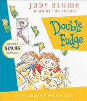 Double Fudge (Fudge Books) - Blume, Judy