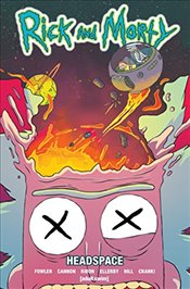 Rick and Morty Volume 3 -