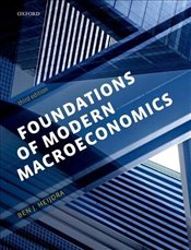Foundations of Modern Macroeconomics 3e : Exercise and Solution Manual Pack - Heijdra, Ben J.