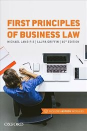 First Principles of Business Law - Lambiris, Michael