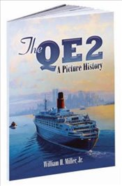 QE2: A Picture History (Dover Maritime) - Miller, William H.