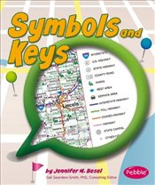 Symbols and Keys (Maps) - Besel, Jennifer M.
