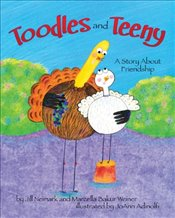 Toodles and Teeny: A Story about Friendship - Neimark, Jill