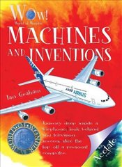 Machines and Inventions : World of Wonder - Graham, Ian