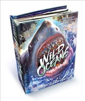 Wild Oceans: A Pop-Up Book with Revolutionary Technology - Santoro, Lucio