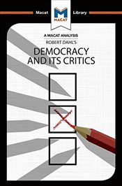 Democracy and its Critics   - Noren-Nilsson, Astrid