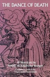 Dance of Death: 41 Woodcuts (Dover Fine Art, History of Art) - Holbein, Hans