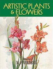 Artistic Plants and Flowers (Dover Fine Art, History of Art) - Verneuil, M.P.
