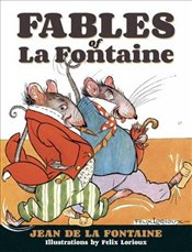Fables of La Fontaine (Dover Fine Art, History of Art) - Fontaine, La