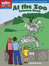 BOOST At the Zoo Coloring Book (BOOST Educational Series) - Beylon, Cathy