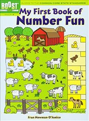 BOOST My First Book of Number Fun (BOOST Educational Series) - Newman-DAmico, Fran