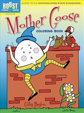 BOOST Mother Goose Coloring Book (BOOST Educational Series) - Beylon, Cathy