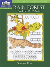 BOOST Rain Forest Activity Book (BOOST Educational Series) - Ross, Suzanne