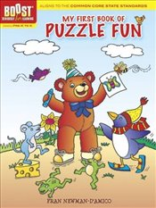 BOOST My First Book of Puzzle Fun (BOOST Educational Series) - Newman-DAmico, Fran
