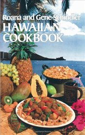 Hawaiian Cookbook - Schindler, Roana