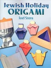 Jewish Holiday Origami (Dover Origami Papercraft) - Stern, Joel