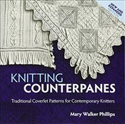 Knitting Counterpanes (Dover Knitting, Crochet, Tatting, Lace) - Phillips,