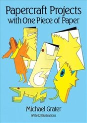 Papercraft Projects (Other Paper Crafts) - Grater, Michael