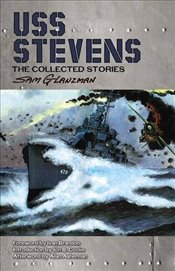 USS Stevens: The Complete Collection (Dover Graphic Novels) - Glanzman, Sam