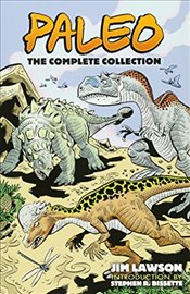 Paleo: The Complete Collection (Dover Graphic Novels) - Lawson, Jim