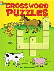Crossword Puzzles (Dover Childrens Activity Books) - Newman-DAmico, Fran