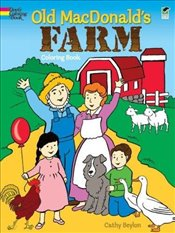 Old Macdonalds Farm Coloring Book (Dover Coloring Books) - Beylon, Cathy