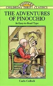 Pinocchio (Dover Childrens Thrift Classics) - Collodi, Carlo