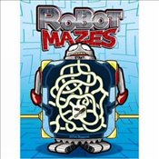 Robot Mazes (Dover Childrens Activity Books) - Donahue, Peter