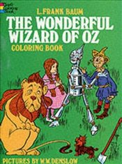 Wizard of Oz (Dover Classic Stories Coloring Book) - Baum, L. Frank