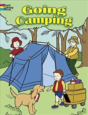 Going Camping (Dover Coloring Books) - Beylon, Cathy