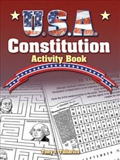 U.S.A. Constitution Activity Book (Dover Childrens Activity Books) - Tallarico, Tony