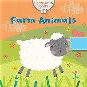 Farm Animals (Crinkle Cloth Books) - Creations, Small World